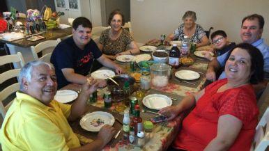 Newton Azevedo vive com a família em Winter Garden desde 2014